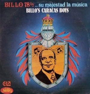 Billo 78 y medio